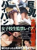 「女子校生監禁レイプ」のパッケージ画像