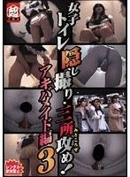 女子トイレ隠し撮り・三所攻め! アキバメイド編 3 ダウンロード