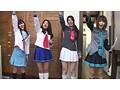 ロリの女子校生のパンチラ無料美少女動画像。第7回 女子校生&レイヤー チラリンポロリン大運動会!