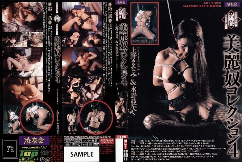 巨乳の夫婦、水野亜矢出演の緊縛無料熟女動画像。アートビデオ名作シアター 美麗奴コレクション 4