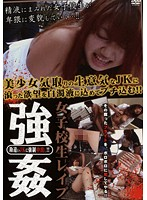 「強姦 女子校生レイプ」のパッケージ画像