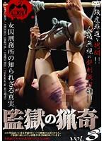 監獄の猟奇 女囚刑務所の知られざる真実 vol.3