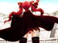 【エロアニメ】転生剣奴の子作り闘技場(ハーレムコロッセオ) ヘタレ爆乳皇女・マルシュタール~お漏らし鎧の折檻 1の挿絵 1