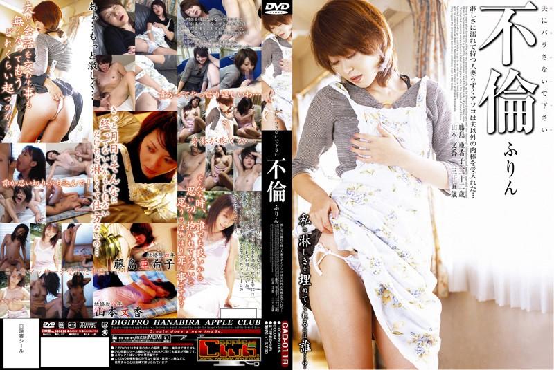 人妻、藤島亜希子出演の不倫無料熟女動画像。不倫 私の淋しさを埋めてくれるのは誰…?