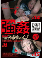 強姦 THE福岡レイプ #14 夜道を歩く女を尾行…マンション押し込みレイプ! #15 響き渡る悲痛な叫び…集団拉致暴行映像…