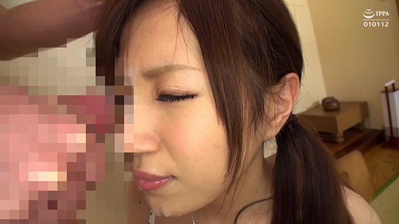 絶対的美少女の美顔に顔射 5 の画像7