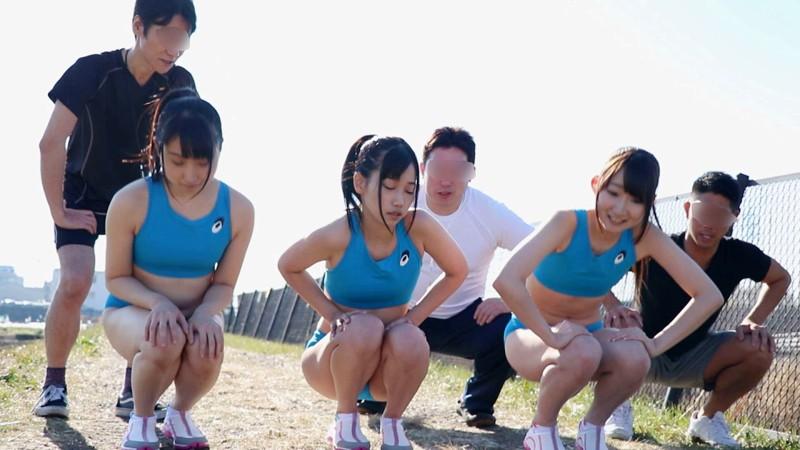 AAA-CUP(トリプルエーカップ)弱小陸上部スパルタ合宿 貧乳ぺったんこ姦姦☆中出し乱交 の画像12