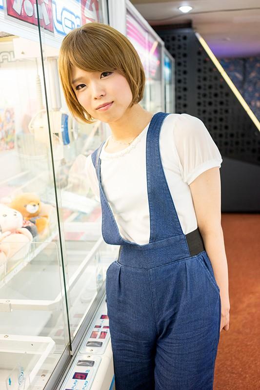 オトコの娘 おち○ぽさんぽ 黒木紗姫のサンプル画像010