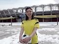 [LOVE-273] 2度見しちゃうほど可愛いGカップなでしこ候補生が地元仙台で決意のAV出演