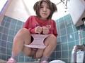 小●生○女トイレ全裸オナニー 3