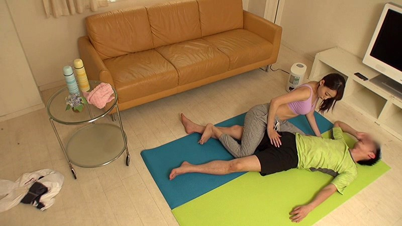 [SCPX-051] Horny yoga home tutor