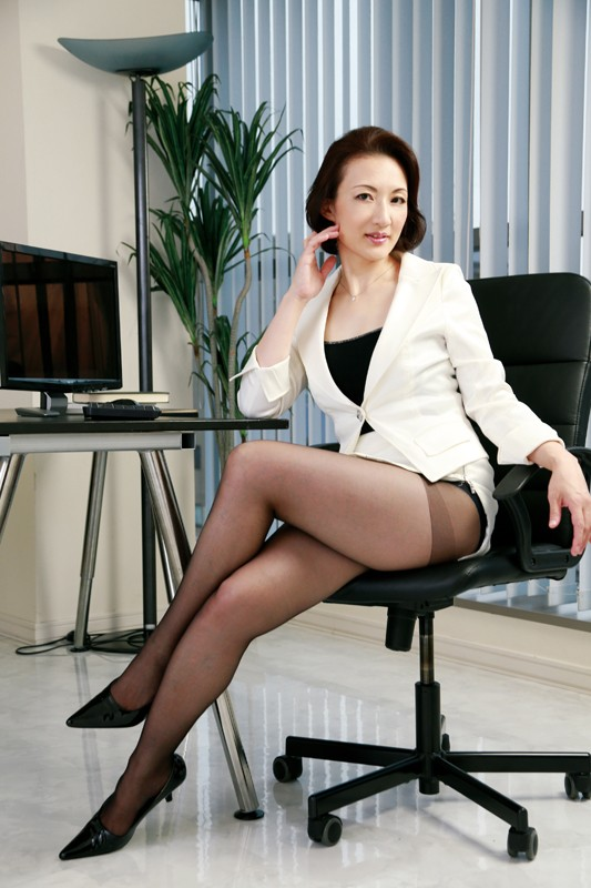 いやらしい女社長のいる会社 花島瑞江 の画像20