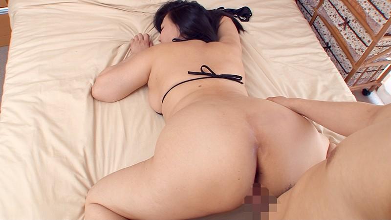 【尻フェチ】でっかい尻の奥さんはスケベに決まってる 池永京子 熟女アダルト動画・画像(スマホ対応)