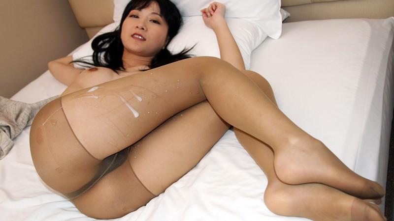 [HARU-053] Bukkake on a Pleasantly Beautiful lady!