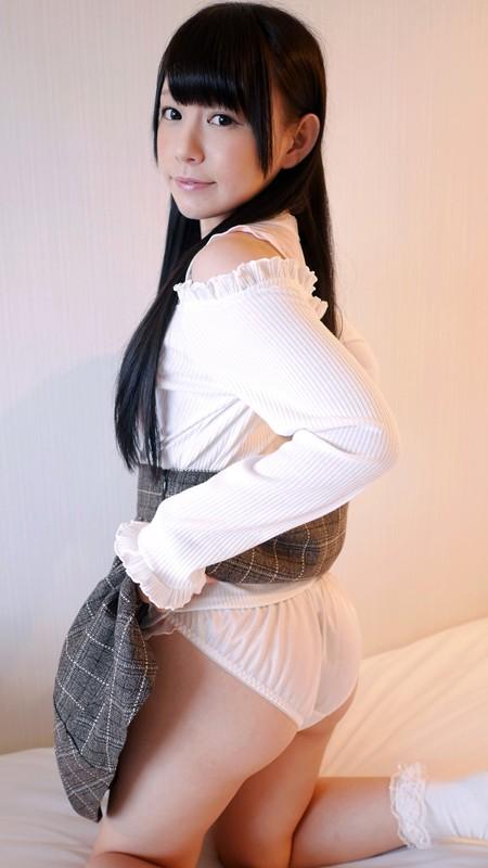 【素人ギャル個撮初ハメ撮り体験】 爺専パイパン小悪魔 小西まりえ の画像15