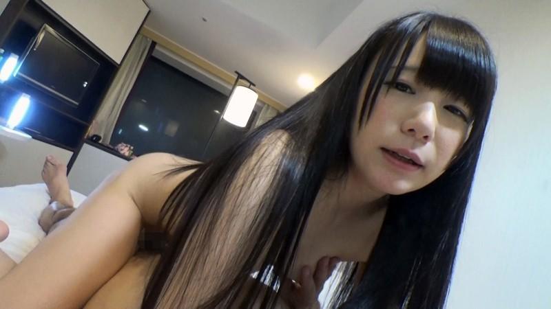【素人ギャル個撮初ハメ撮り体験】 爺専パイパン小悪魔 小西まりえ の画像4