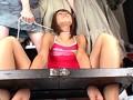 拘束首絞め好き放題と垂れる涎 15