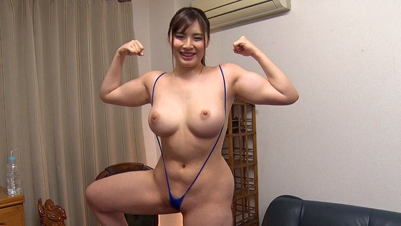 [MUCH-052] Super strong Amazoness Tall Lewd Woman - Takeda True