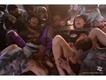 【実写版】対魔忍アサギ〜陰謀の東京キングダム〜 波多野結衣 乙葉ななせ 澤村レイコ 阿部乃みく サンプル画像7