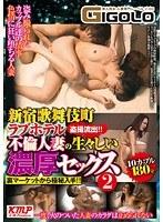 新宿歌舞伎町ラブホテル盗撮流出!! 不倫人妻の生々しい濃厚セックス 2 ダウンロード