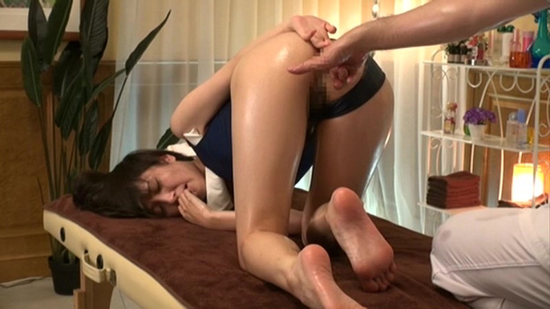 drugged by masseur and anal creampie
