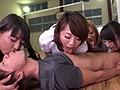 デカ尻爆乳のセックスレス妻が集まるママさんバレー!見学にやってきた新入部員の旦那を練習の合間に隠れて誘惑!自ら腰を振り勝手にイキまくる! 2 1