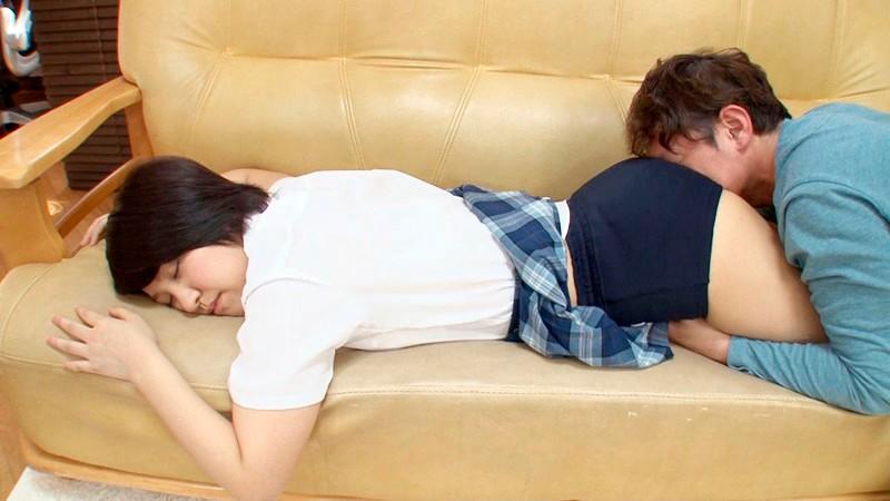 「一度でいいから揉んでみたい!」ブルマを履いたデカ尻妹に兄が睡眠薬を飲ませて、夢の豊満尻を堪能し何度も中出し!3 の画像8
