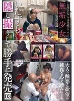 「「お母さんには内緒だよ…」無垢少女いたずら隠し撮りして勝手に発売03」のパッケージ画像