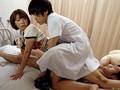 病室でイチャつくカップル 彼氏が寝てる隙に超可愛い彼女を襲って中出し 2 17