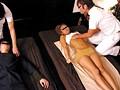 エステティシャンの超絶テクで彼氏が寝ている横の彼女に気持ちいいマッサージをしたらこっそり寝取れるか!?2 8