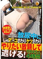 (hkkb00003)[HKKB-003] 素人お姉さんが我慢できずに野原で放尿中にマ○コさわりケツさわりやりたい放題して逃げる!DX45人4時間 ダウンロード