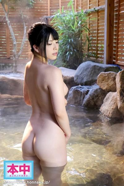 どっぷり癒される本物中出し温泉 上原亜衣 の画像2