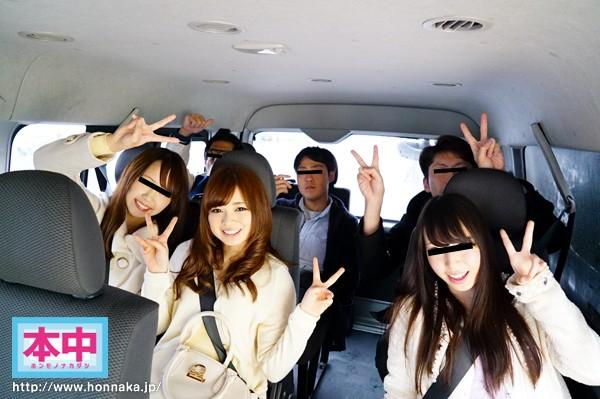 お嬢様女子大生が某有名私立大学ヤリサーに入部! ~参加した新歓合宿で起きた中出し乱交の実態~ 橋本さゆり の画像8