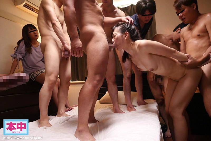 あの日、大学の飲み会が中出し輪×姦サークルに変わった。 美谷朱里 画像10枚