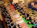 [HNDS-043] 引退前夜祭 ガチ素人救済企画!100人×中出し引退版への道 上原亜衣