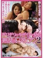 ギリギリのモザイクで見る熟女のレズビアン 2 ダウンロード