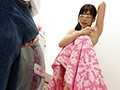 [HUNTA-223] 全裸ですごい体勢の義母はムダ毛の処理中だった!お風呂に入ろうと洗面所の扉を開けるとそこにはとんでもない恰好でムダ毛を処理しようとする義母の姿が!いつも優しくて美人の義母のそんな恥態を見たら、急に女を感じてしまい初めて義母で勃起!