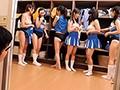 合宿中の女子チアリーディング部の息抜きはボクのチ○ポだけ!!ハード練習&禁欲生活で女子部員たちは超欲求不満だった! 画像1