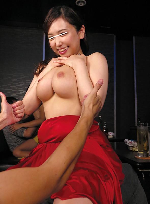 【エロVR】究極のおっパブが誕生!店にバレないように6人の巨乳美女と本番セックス