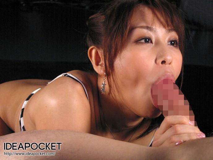 激カワ美人の希崎 画像が3Pセックスで