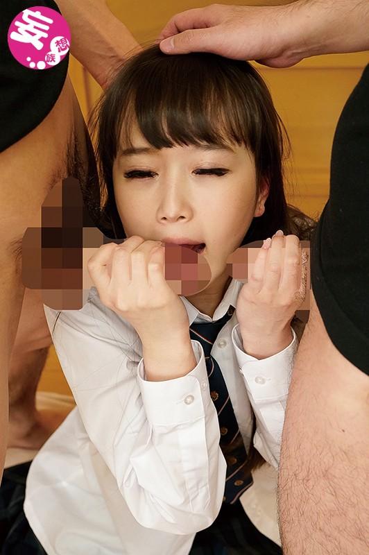 男達の性玩具 黒髪美少女はオナペット もも18歳 一ノ瀬もも の画像7