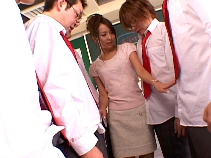 ジェシカ先生の誘惑授業 希崎ジェシカ の画像8