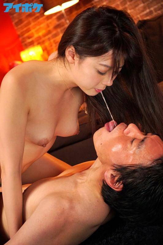 癒しの美少女と交わすヨダレだらだらツバだくだく濃厚な接吻とセックス 岬ななみ 画像12枚