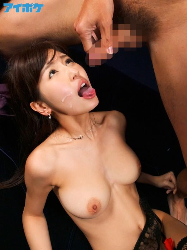 オッパイお姉さんと交わすヨダレだらだらツバだくだく濃厚な接吻とセックス 桜空もも の画像7