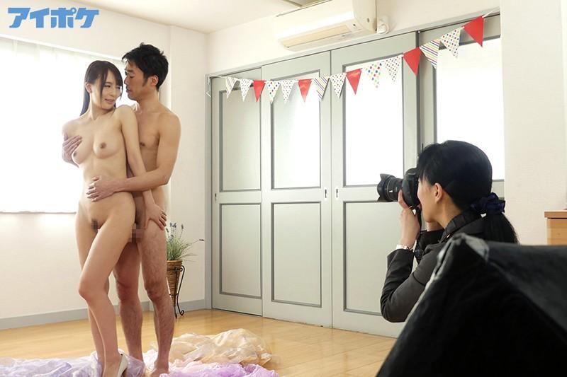 【他人棒に興奮し愛液を垂らした妻は…】 ヌードモデル撮影で夫より若いモデルの、立派な肉棒を見た妻はその後セックスするか否か。検証寝取らせ 希崎ジェシカ の画像11