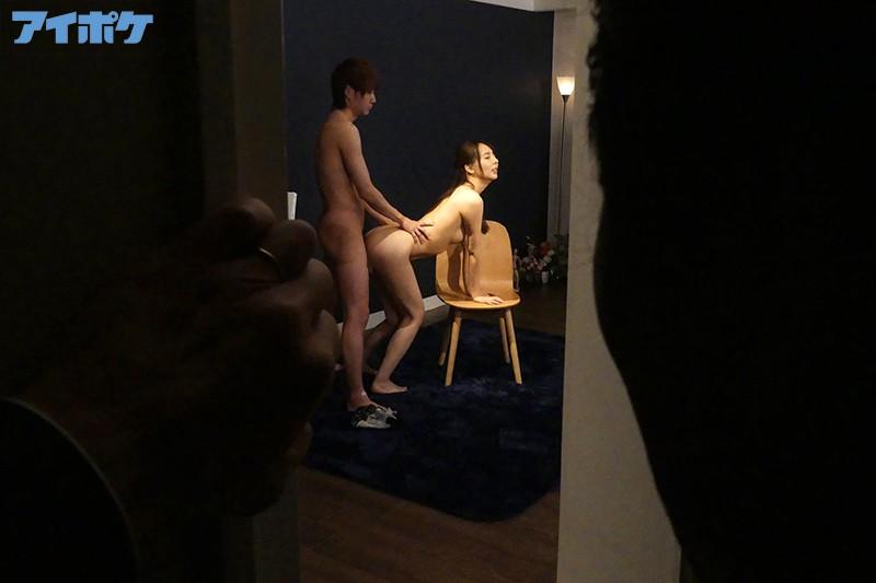 【他人棒に興奮し愛液を垂らした妻は…】 ヌードモデル撮影で夫より若いモデルの、立派な肉棒を見た妻はその後セックスするか否か。検証寝取らせ 希崎ジェシカ の画像4