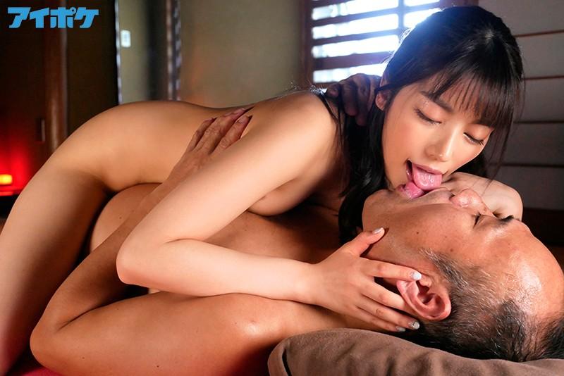 ピュア美少女と交わすヨダレだらだらツバだくだく濃厚な接吻とセックス 楓カレン 画像12枚