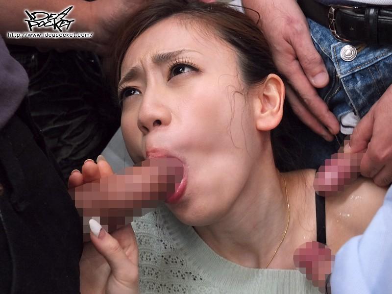 女子大生痴漢電車 前田かおり の画像4