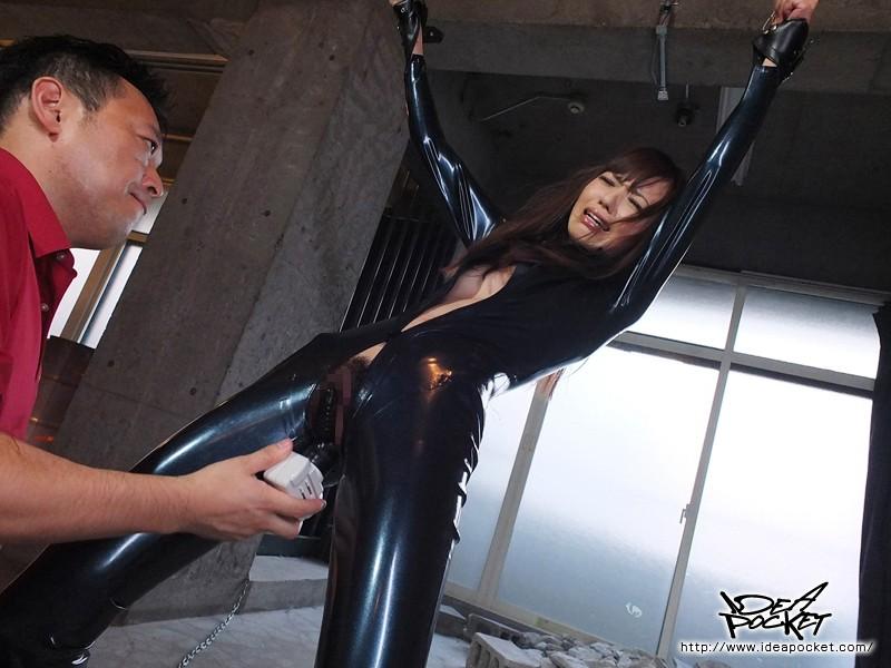 秘密女捜査官~淫悦の罠に囚われし美人エージェント~ 希志あいの の画像11