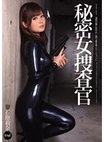 「秘密女捜査官 石原莉奈」のパッケージ画像